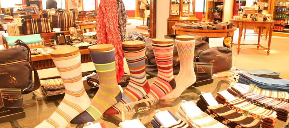 Fortnum & Mason Londres calcetines