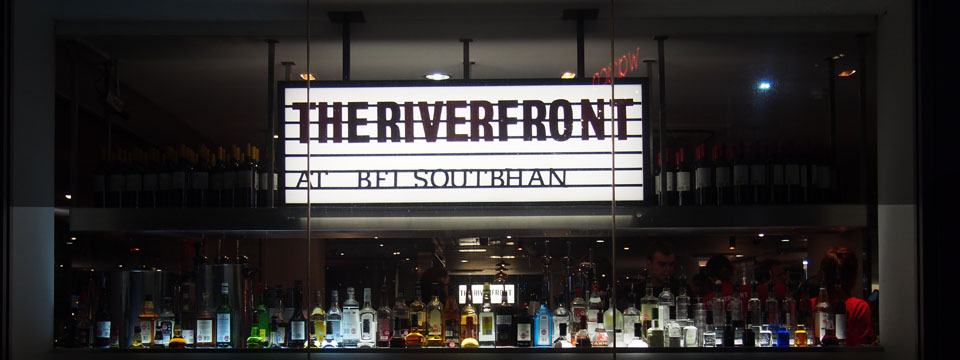 BFI Southbank Londres The Riverfront