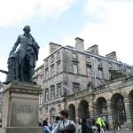 Festival de teatro de Edimburgo Adam Smith