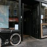 Festival de teatro de Edimburgo Entrada a 'The Outsider'