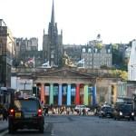 Festival de teatro de Edimburgo Scottish National Gallery