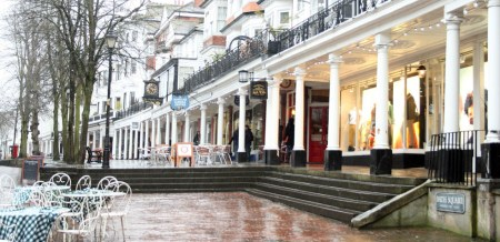 Fin de semana en tunbridge wells the pantiles
