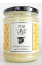 food hall de marks & Spencer Lemon Curd