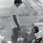 ParejaAudrey Hepburn por Terry O'Neill