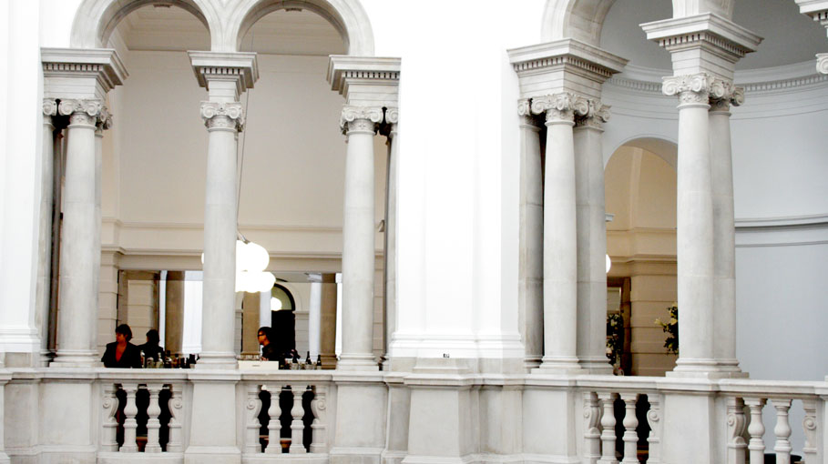 TAte Britain de Londres members room