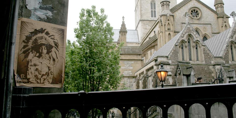 Cartel catedral