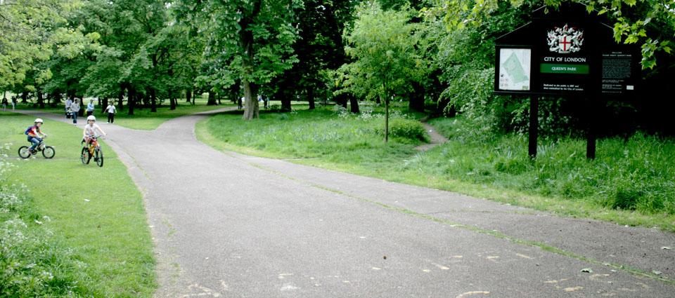 Vivir en Queen's Park Parque