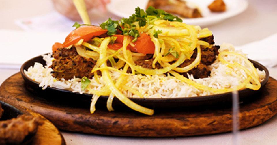Mejores restaurantes indios de Londres