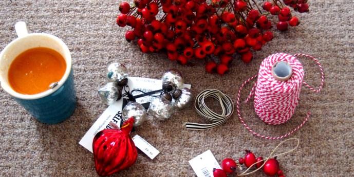 Donde comprar decoración de Navidad para la casa en Londres