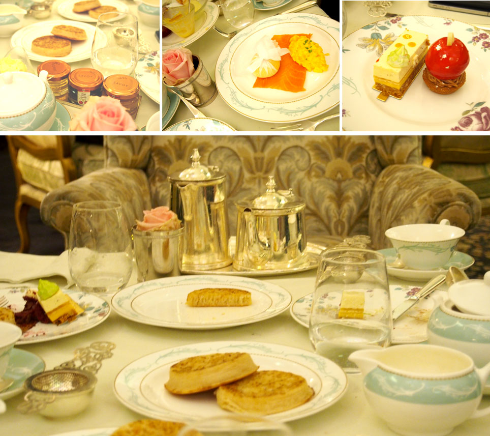 Donde tomar el afternoon tea en Londres high tea