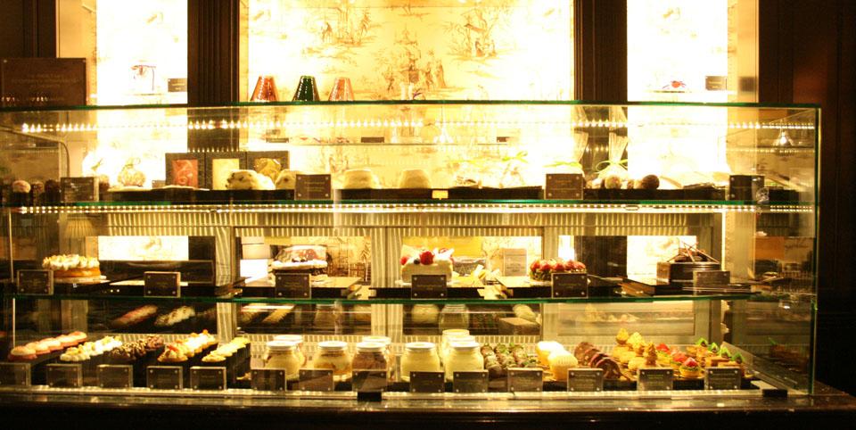Donde tomar el afternoon tea en Londres pastelería Savoy