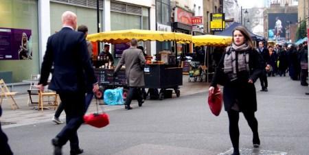 Whitecross Market en la City