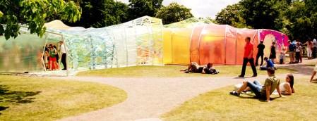 Serpentine Pavilion de 2015
