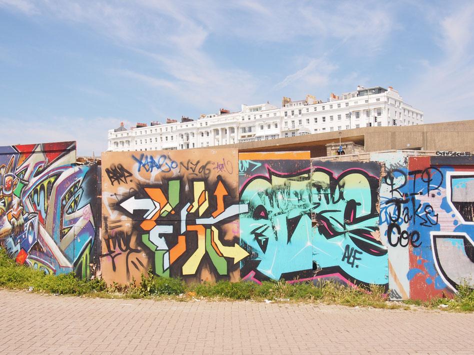 Brighton 12 cosas que puedes hacer paseo