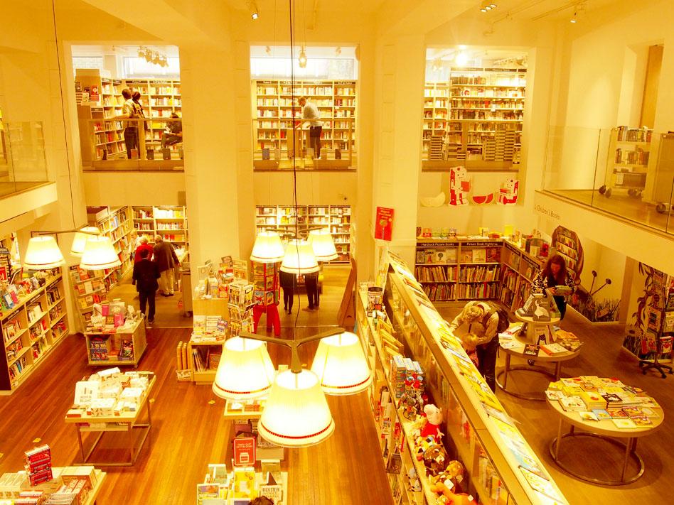 Las mejores librerías de Londres Foyles