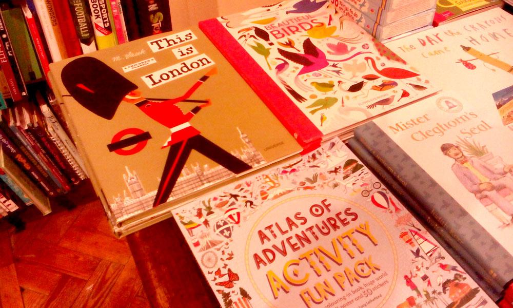 Libros sobre Londres para niños