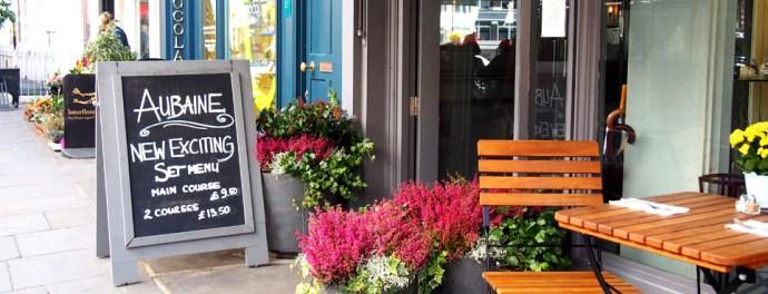 Tiendas delicatessen de Marylebone