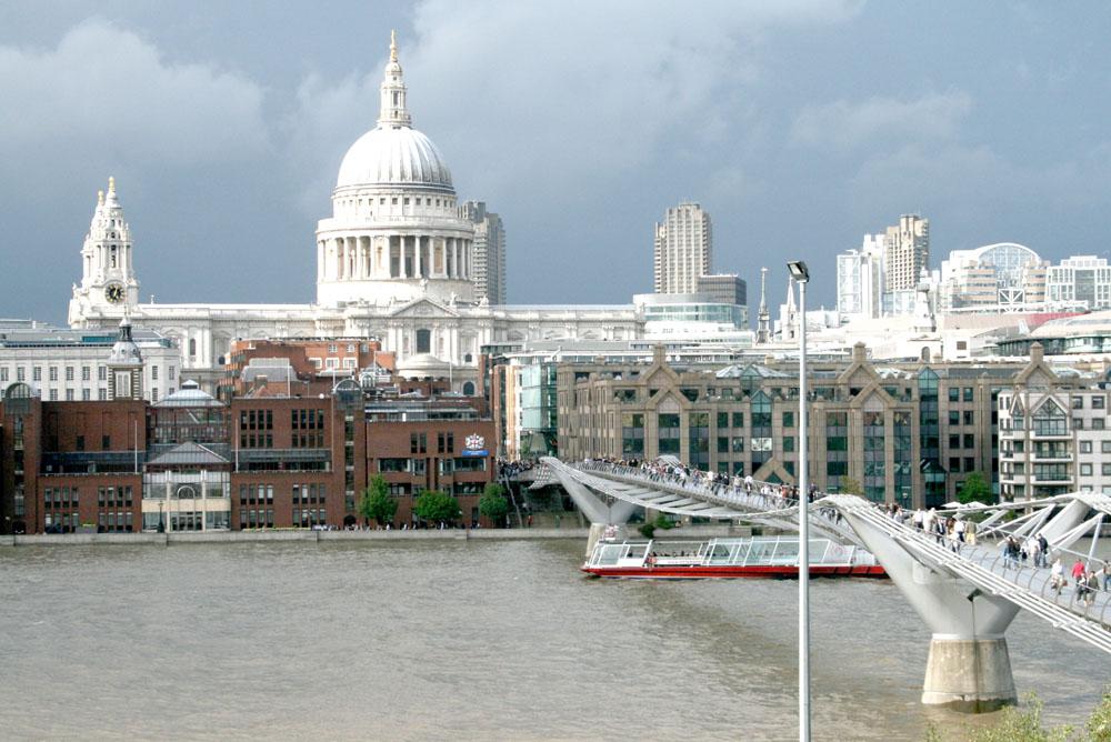 donde comer en Londres Tate Modern