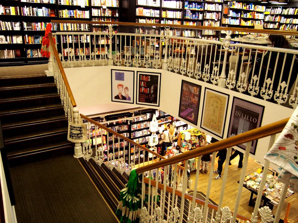 Las mejores librerías de Londres Waterstones