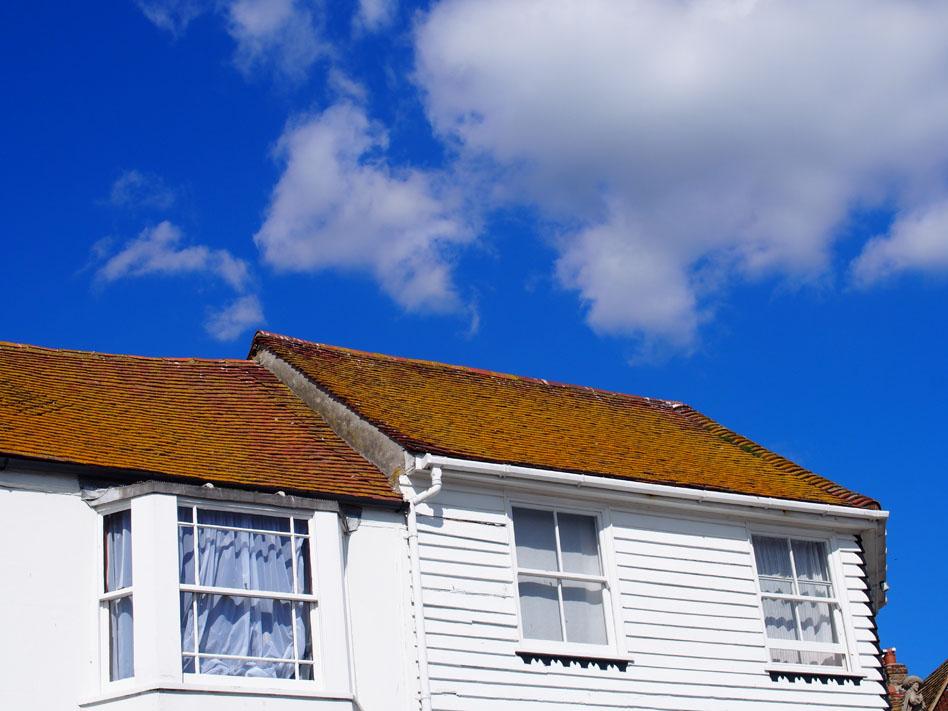 Hastings tejados