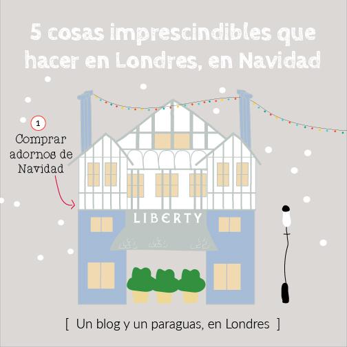 5 cosas que hacer en Londres en Navidad