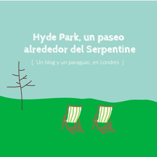qué ver en Hyde Park dibujo