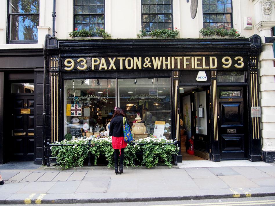 ropa estilo British para hombre en Londres jermyn street