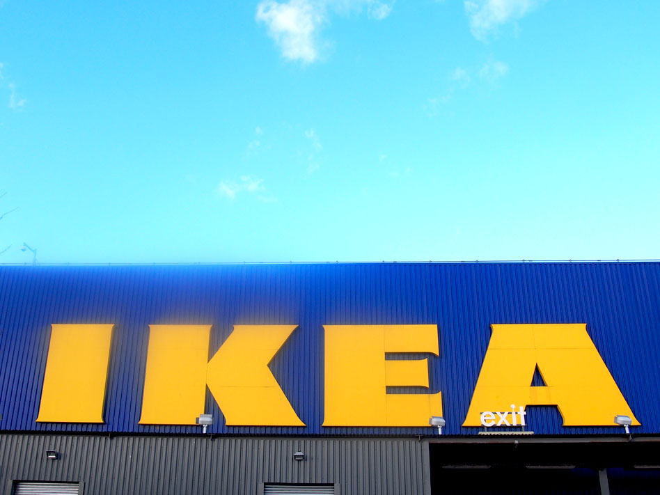 Cómo ir a Ikea de Londres en transporte público entrada