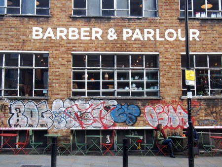 calles de Shoreditch barber & Parlour