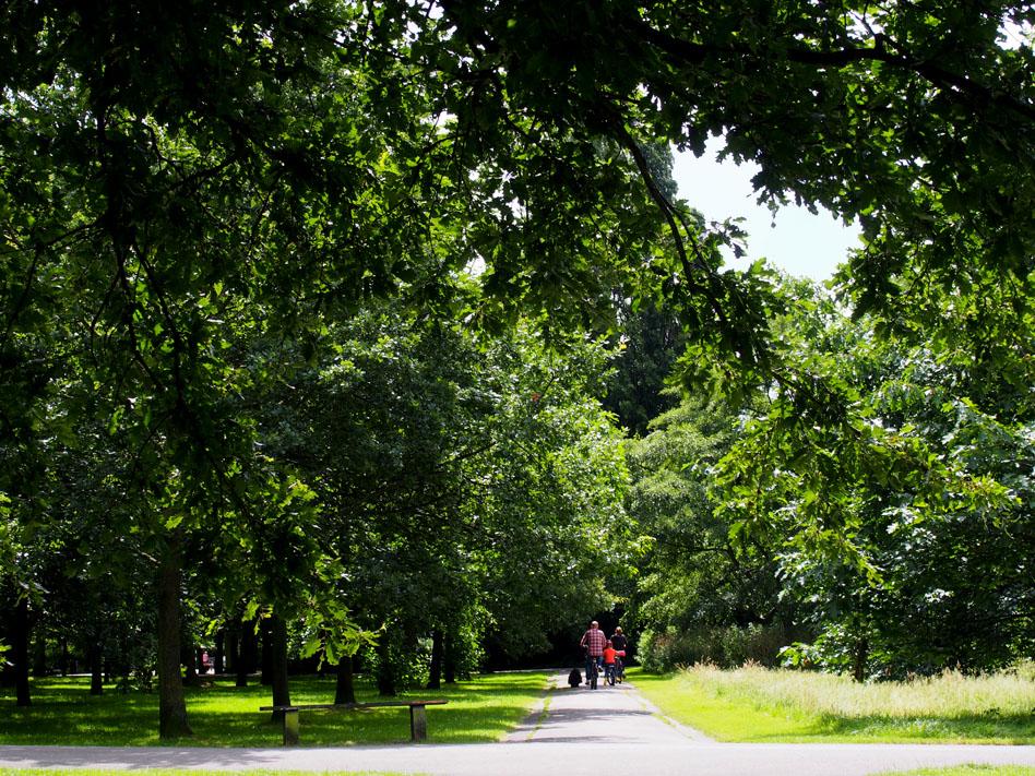 Regents Park 10 cosas que ver familia