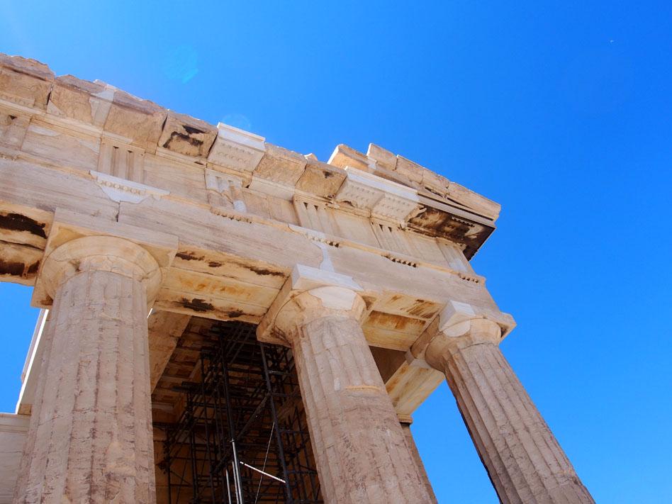Viaje a Grecia Akropolis