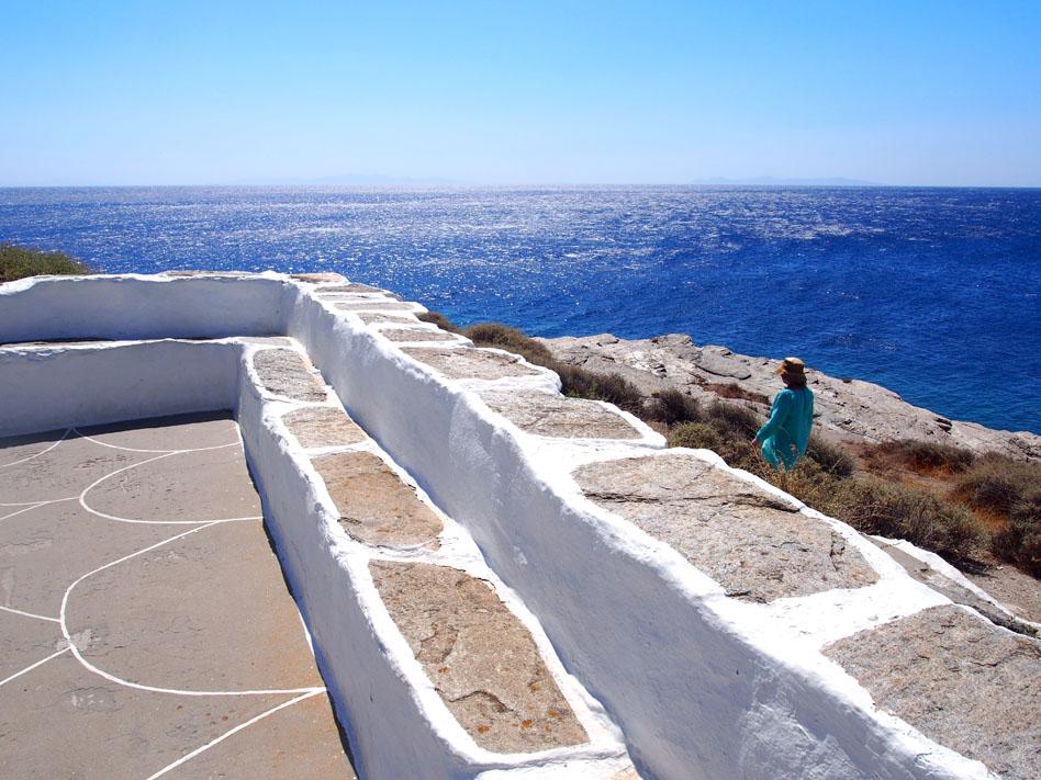 Viaje a Grecia isla sifnos