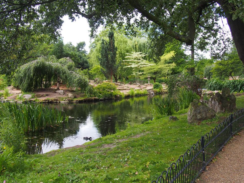 Regents Park 10 cosas que ver jardín japonés