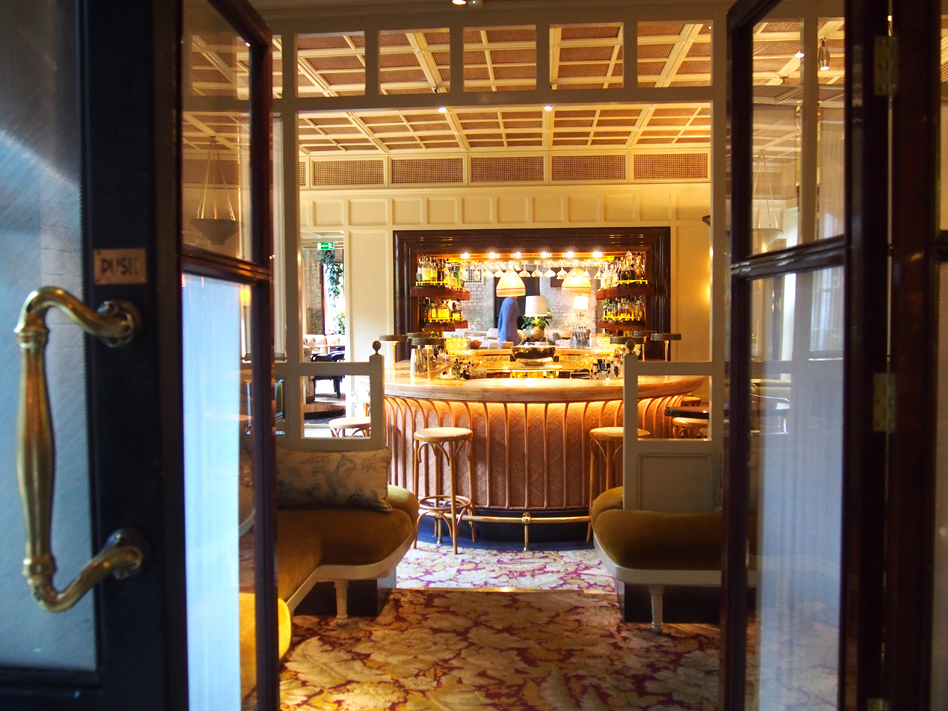 Chiltern Firehouse Hotel interior