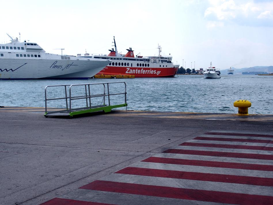Puerto el Pireo