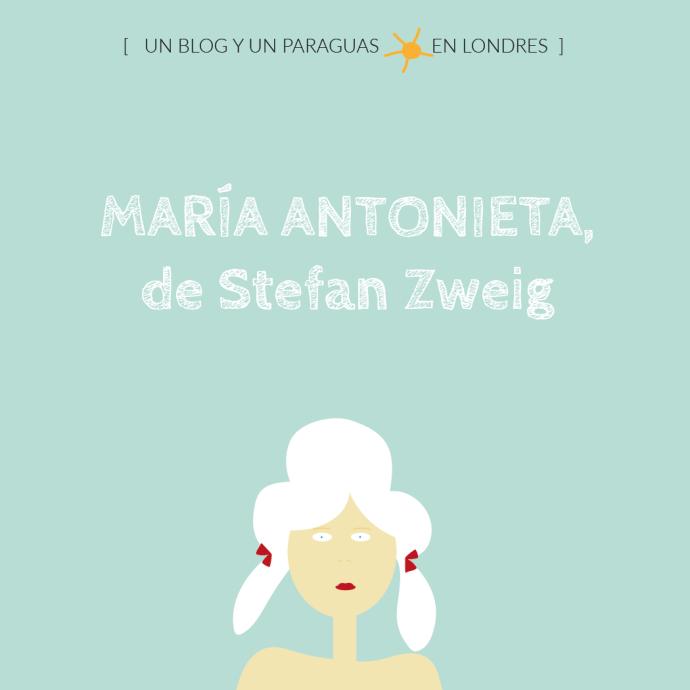 Biografía de María Antonieta dibujo