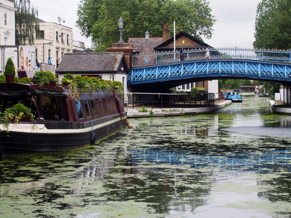 De little venice a maida vale en barco narrowboat