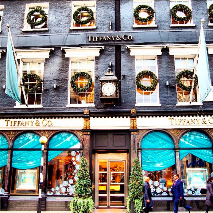Guía de Londres en Navidad cartier