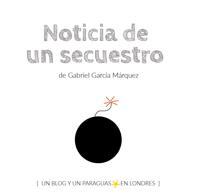 Noticia de un secuestro dibujo