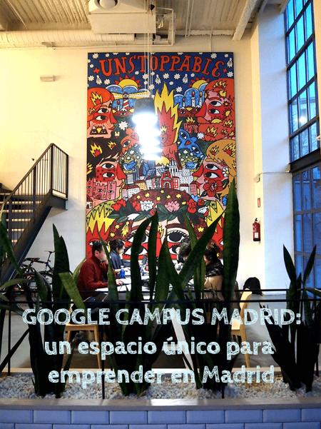 Google Campus mural