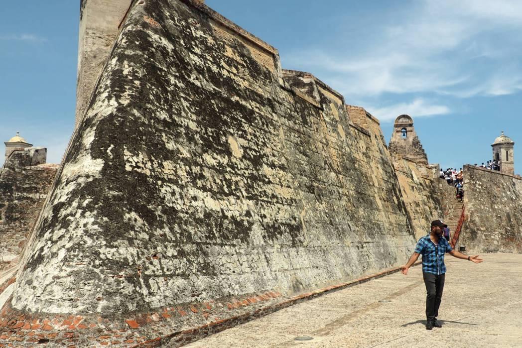 Castillo de San Felipe guía