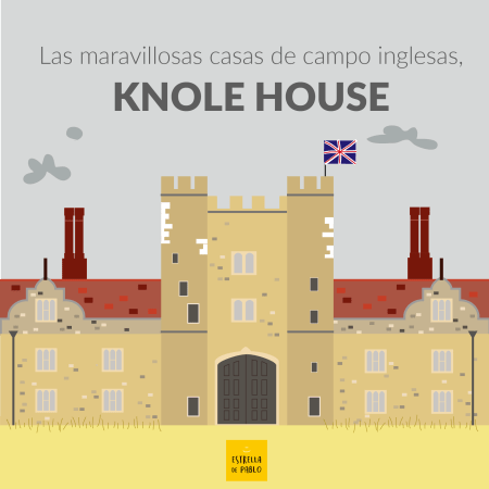 Dibujo Maravillosas casas de campo de Inglaterra Knole House