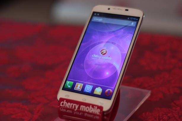 Cherry Mobile Omega HD Hands-on!