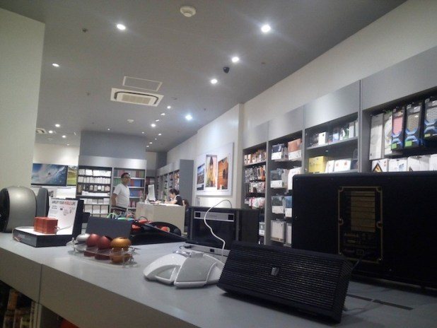 One of our favorite gadget stores in the metro: Beyond the Box
