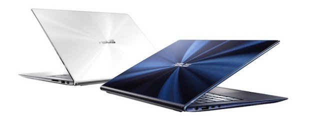 Really nice looking notebooks from ASUS