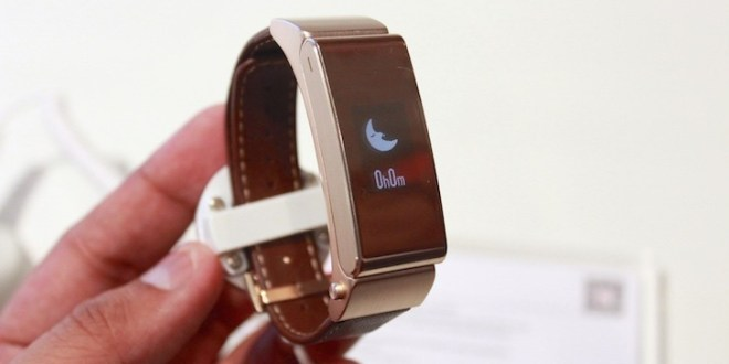 Huawei Goes Wild with Wearables: Hands-on with the Talkband B2 and N1