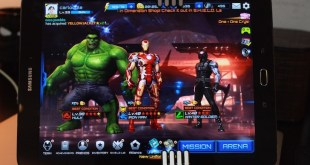 Marvel Future Fight: Smoothest Gameplay We've Ever Had on a Tablet