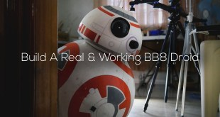 This Filipino Kid Made A Life-size BB-8 With Just Basic Tools