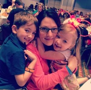 Disney Social Media Moms Celebration Core Memories