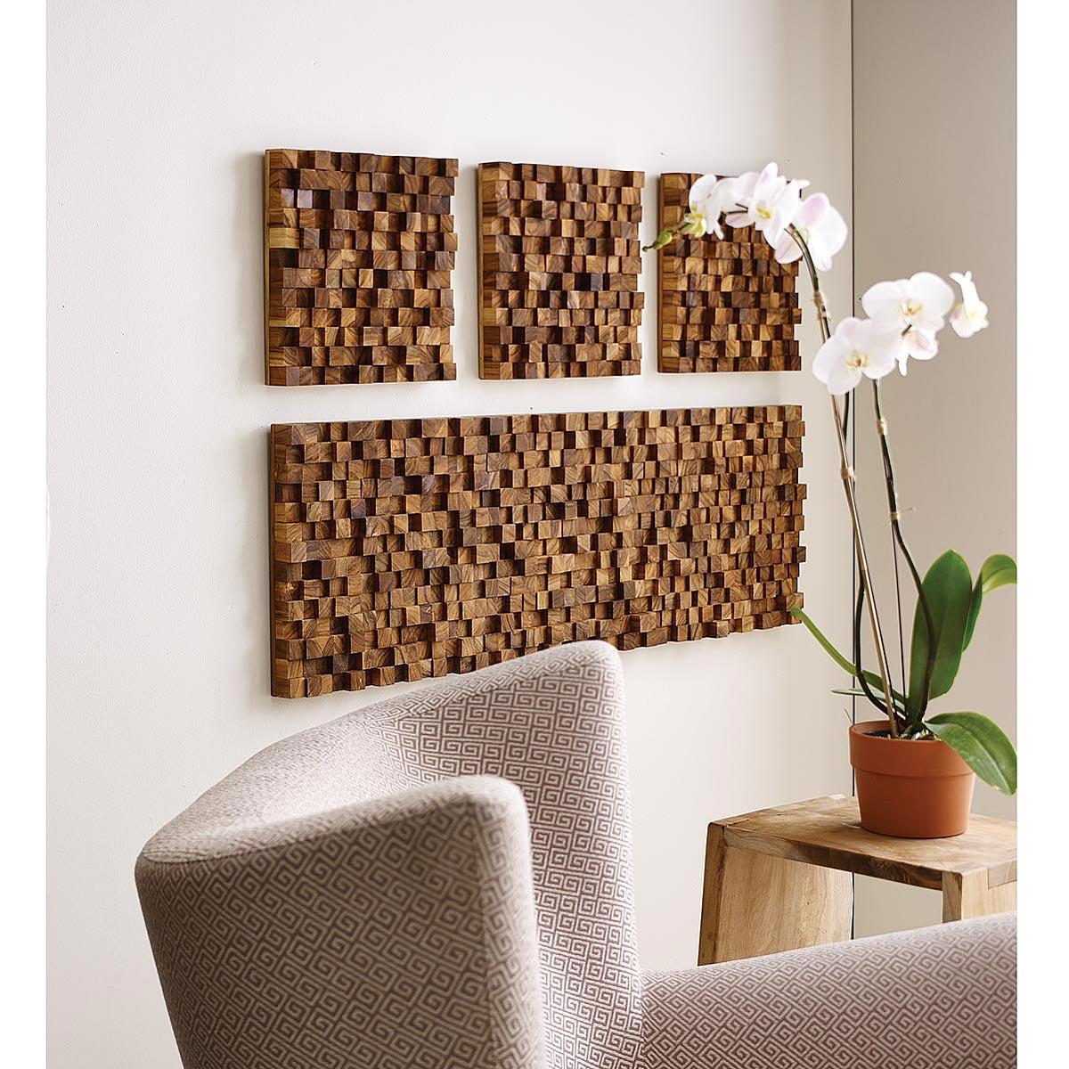 Incredible Square Takara Wall Art Thumbnail Square Takara Wall Art Teak Art Uncommongoods Wood Wall Art Sayings Wood Wall Art Square art Wood Wall Art